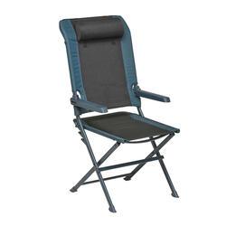 Cadeira confortável e multiposições para campismo - Chill Meal