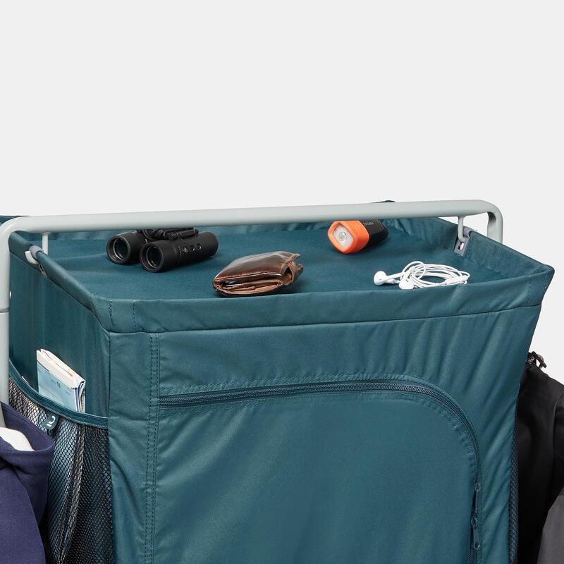 Armario plegable y compacto para camping Basic