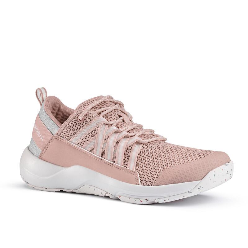 Scarpe trekking donna NH500 FRESH rosa