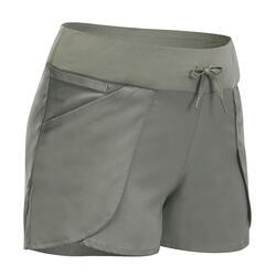 Women's Country Walking Shorts NH500 Slim