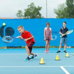 Tennisracket kinderen TR 760, 24 inch - 195704