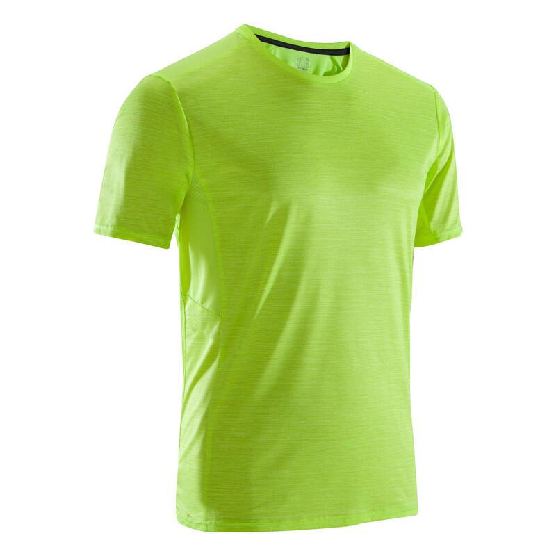 Koszulka do biegania krótki rękaw RUN DRY+ męska