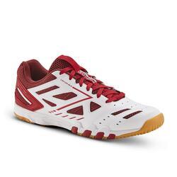 桌球鞋TTS 560 - 紅白配色