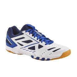 桌球鞋TTS 560 - 藍白配色