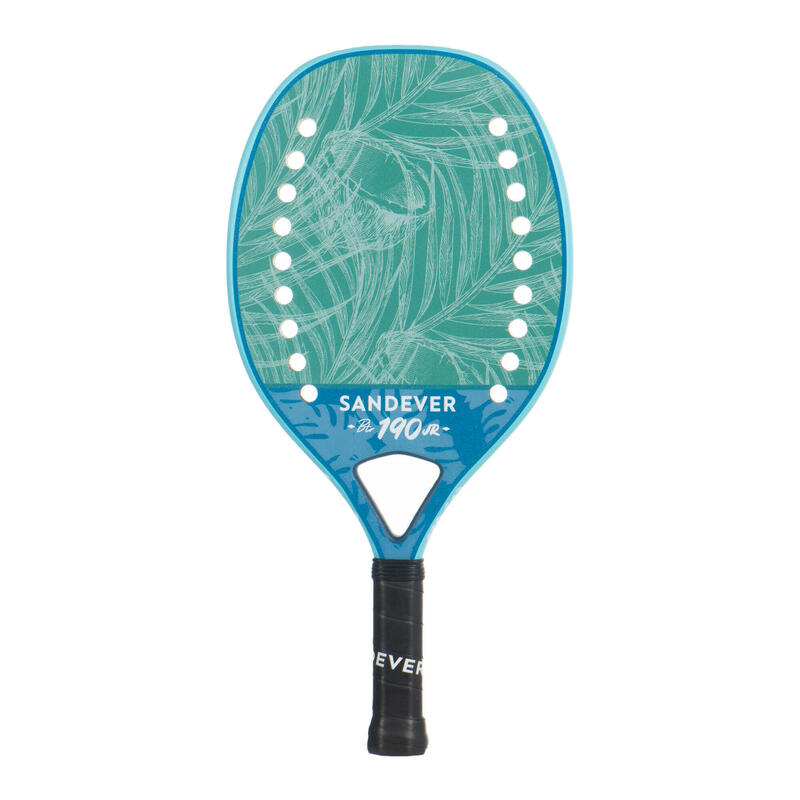 Kids' Beach Tennis Racket BTR 190 JR - Blue