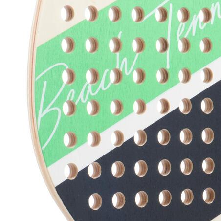 """Paplūdimio teniso rakečių rinkinys """"Experience"""", žalias, mėlynas"""