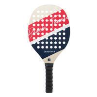 """Paplūdimio teniso rakečių rinkinys """"Experience"""", raudonas, mėlynas"""