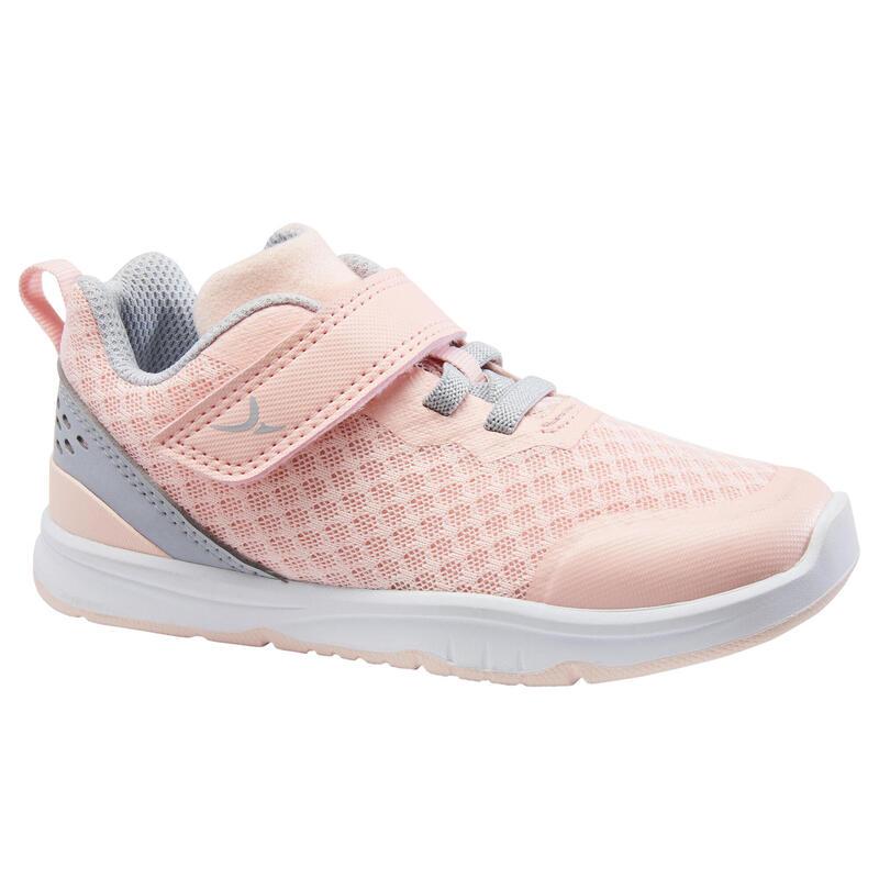 Chaussures bébé I MOVE BREATH +++ respirantes rose du 25 au 30