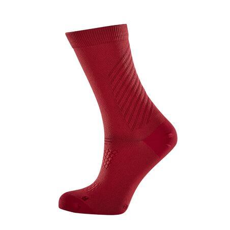 Summer Road Cycling Socks 900 - Red