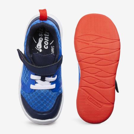 Sepatu Breathable 520 I Learn+++ - Biru/Hitam