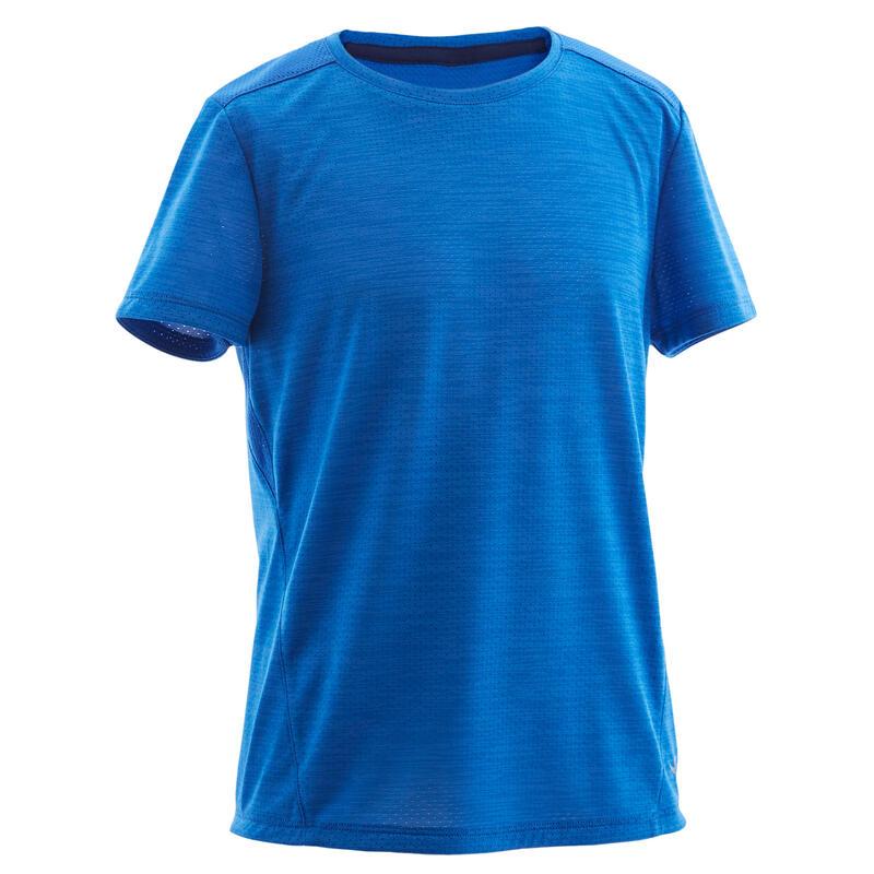 Çocuk Mavi Tişört