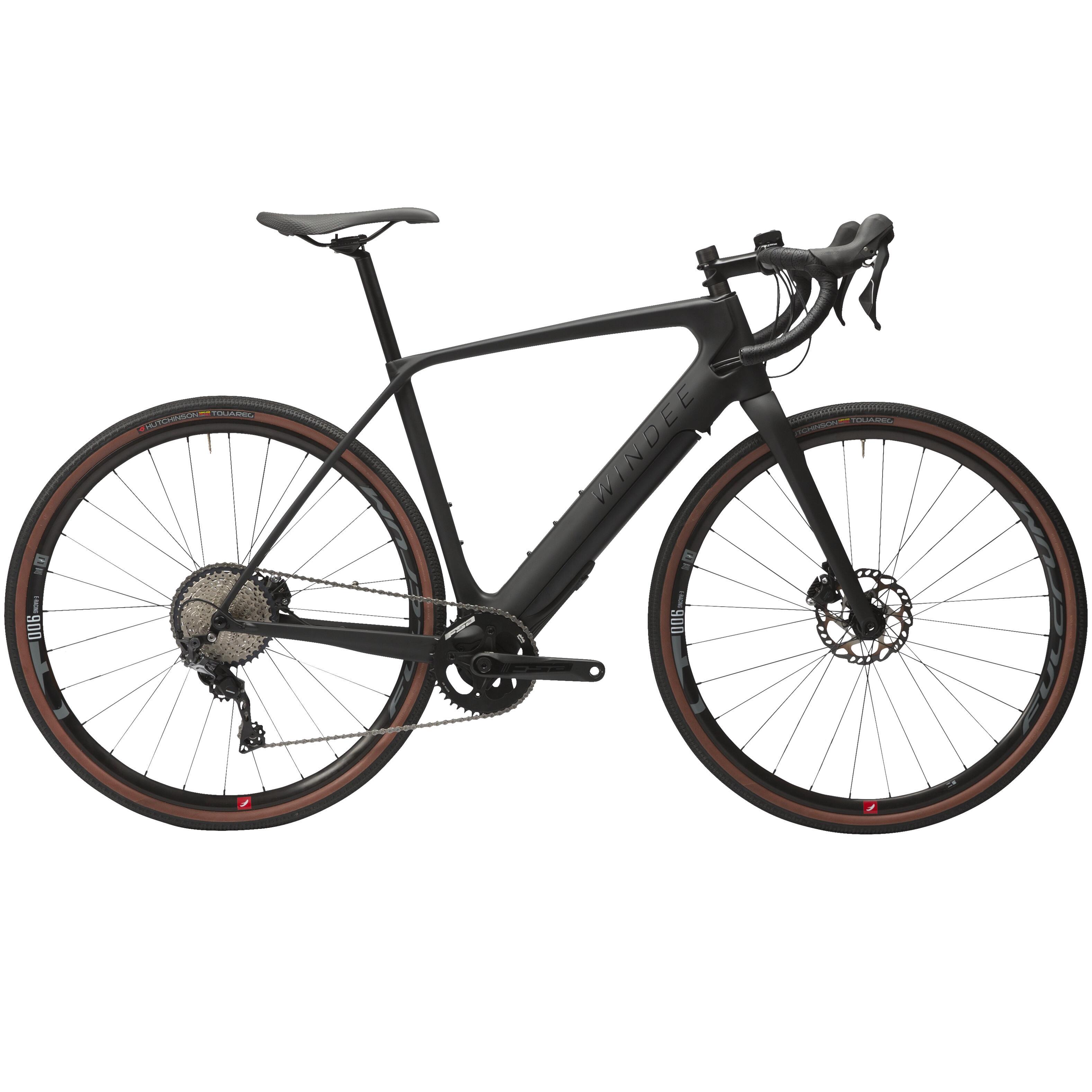 Bicicletă E-WINDEE GRAVEL