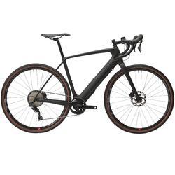 Bici gravel a pedalata assistita E-WINDEE