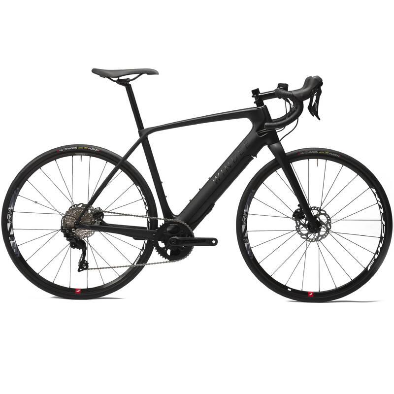 PÁNSKÁ SILNIČNÍ ZÁVODNÍ KOLA Cyklistika - SILNIČNÍ ELEKTROKOLO WINDEE  NO BRAND - Jízdní kola