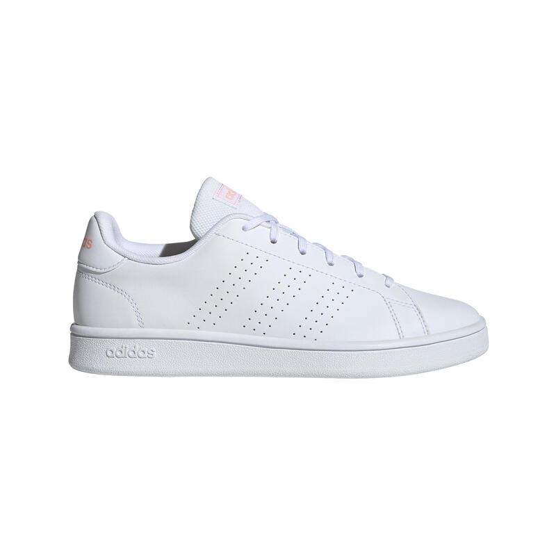 Women's Tennis Shoes Advantage Base - White/Pink