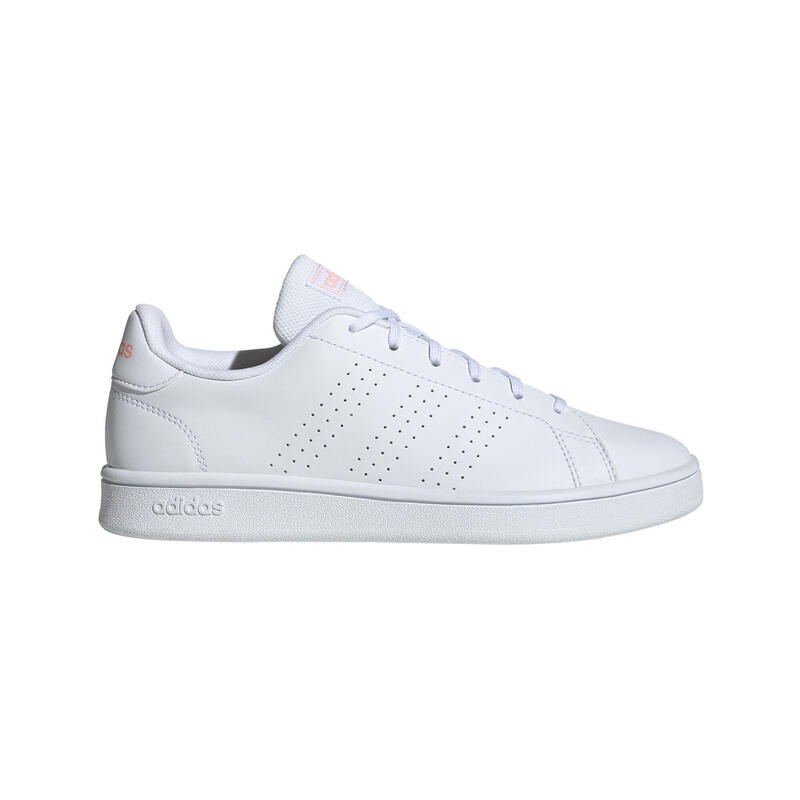 Tennisschoenen voor dames Advantage Base wit/roze