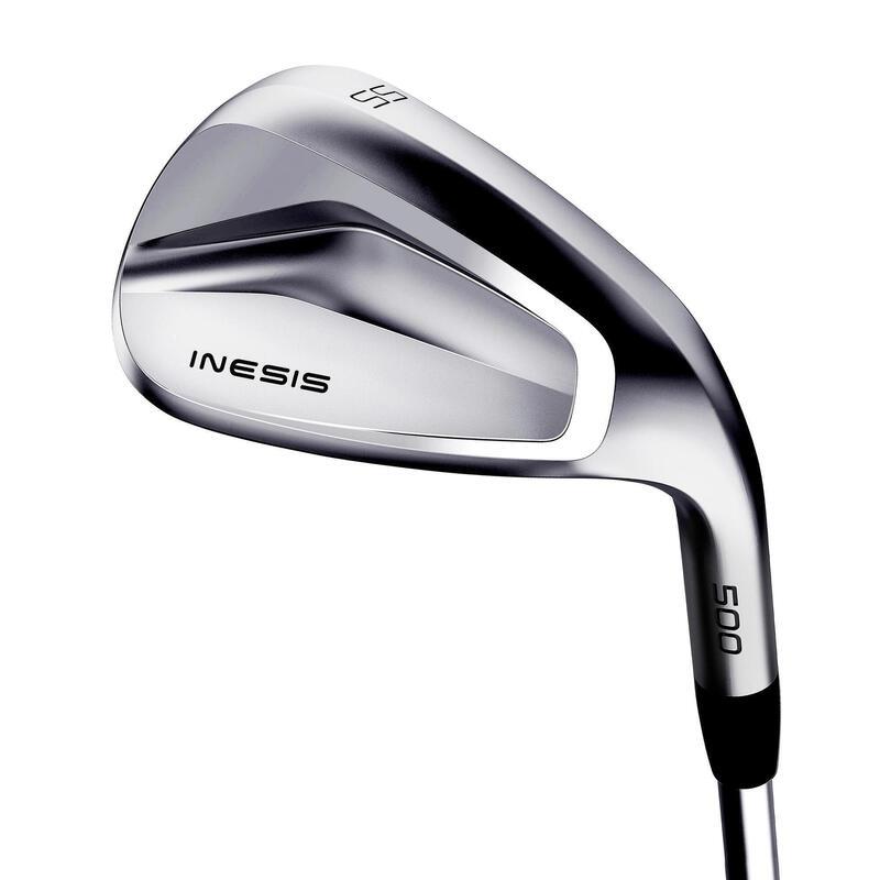 Wedge Golf 500 Adulto Diestro Talla 2 Velocidad Media