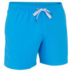 Costume mare uomo azzurro corto