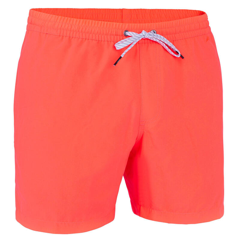 Boardshort Court Quiksilver Homme Orange