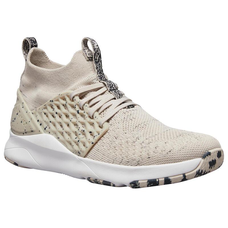 Zapatillas de fitness 520 beige