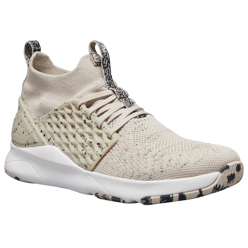 Zapatillas de fitness 520 beige