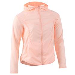 Veste ultra light rose fille