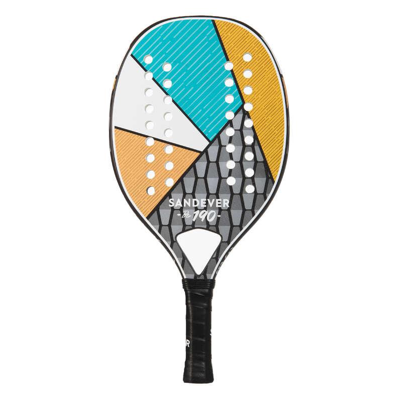 ПЛАЖЕН ТЕНИС Тенис - РАКЕТА ЗА ПЛАЖЕН ТЕНИС BTR 190 SANDEVER - Други ракетни спортове