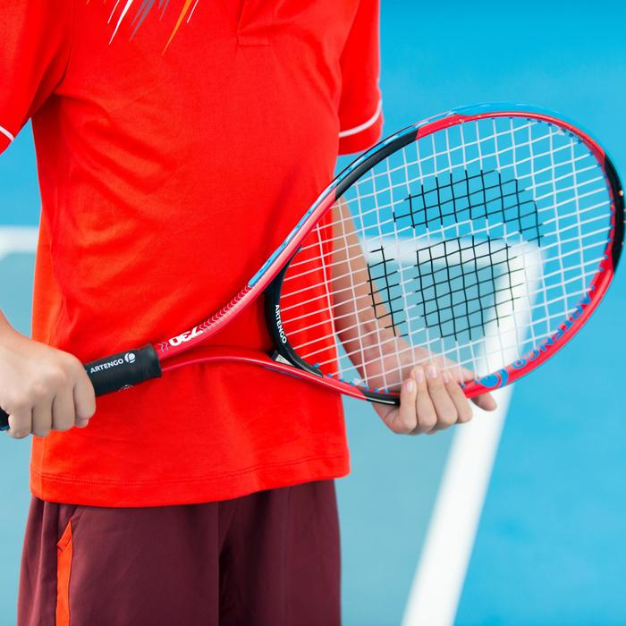 TR130 21 Kids' Tennis Racket - Red - 195968