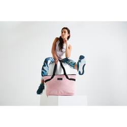 O saco de desporto indispensável no balneário. No ginásio como na cidade.