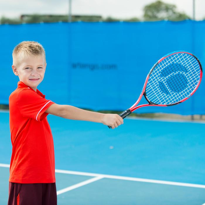 TR130 21 Kids' Tennis Racket - Red - 195970