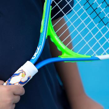 Tennisracket voor kinderen TR130 17 blauw/groen