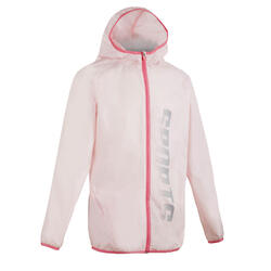 AT 100 Kids' Athletics Windbreaker - Limited Edition - Pink