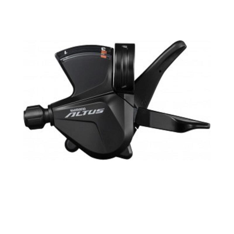 Shifter voorderailleur Altus M2000 3 versnellingen