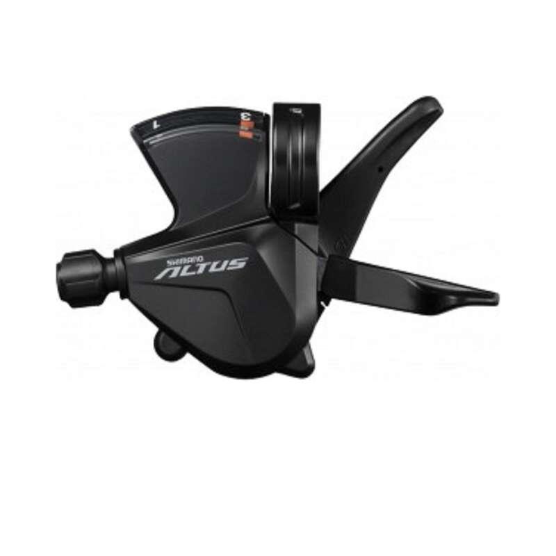 Hajtásrendszer alkatrészei Kerékpározás - Váltókar Shimano Altus M2000 ROCKRIDER - Alkatrész, tárolás, karbantartás