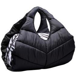 O saco em moletão é o saco original da gama, sendo extremamente funcional!