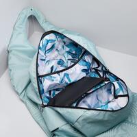 Padded gym bag 30 L