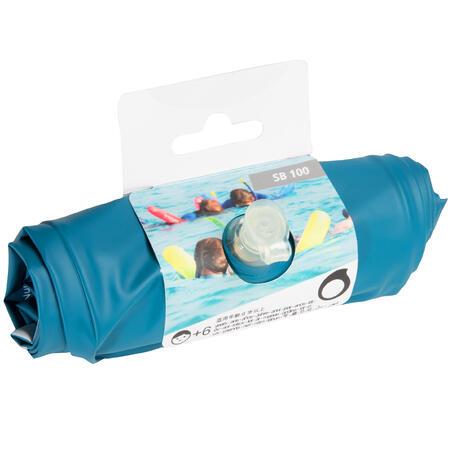 Pelampung Snorkel 100 Navy