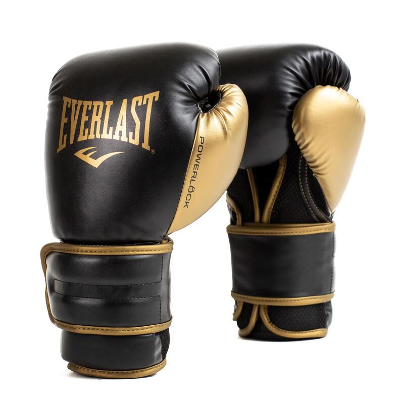 Boxing Gloves Powerlock - Black/Orange