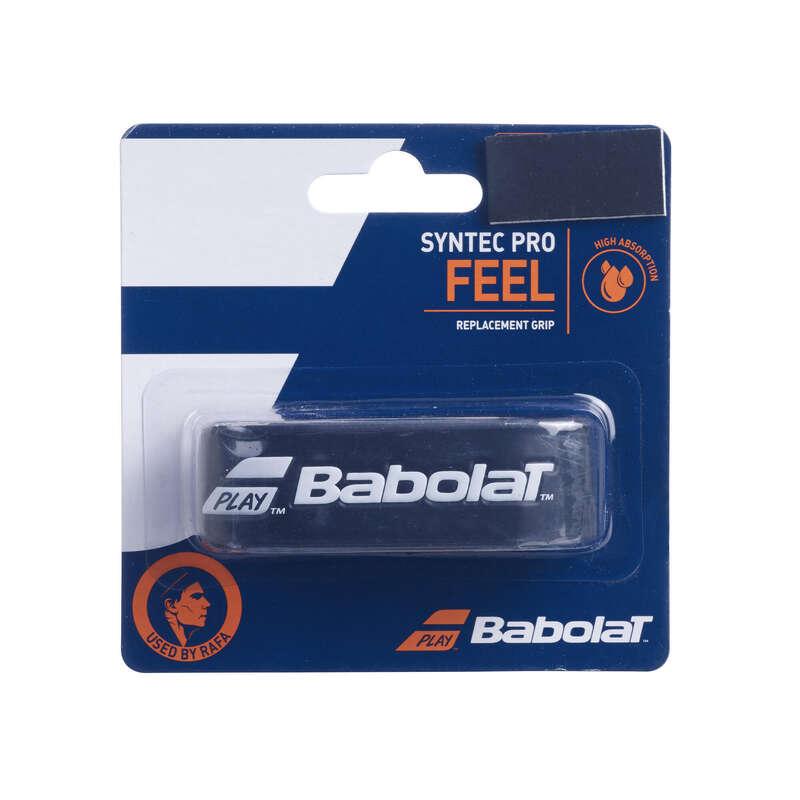 Tennisschläger Zubehör Tennis - Griffband Grip Syntec BABOLAT - Tennis Ausrüstung