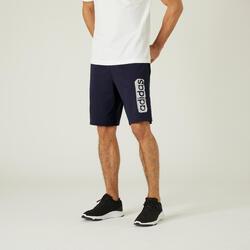 Shorts Fitness Essentials Herren schwarz