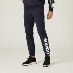 Pantaloni uomo Adidas LINEAR blu