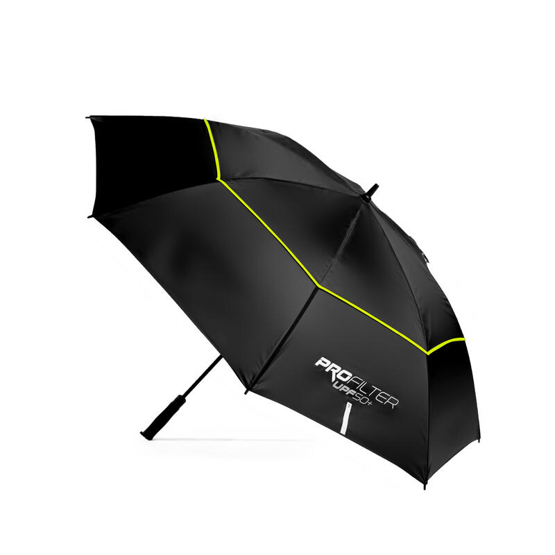 Parapluie Golf ProFilter Large noir ECO CONCU
