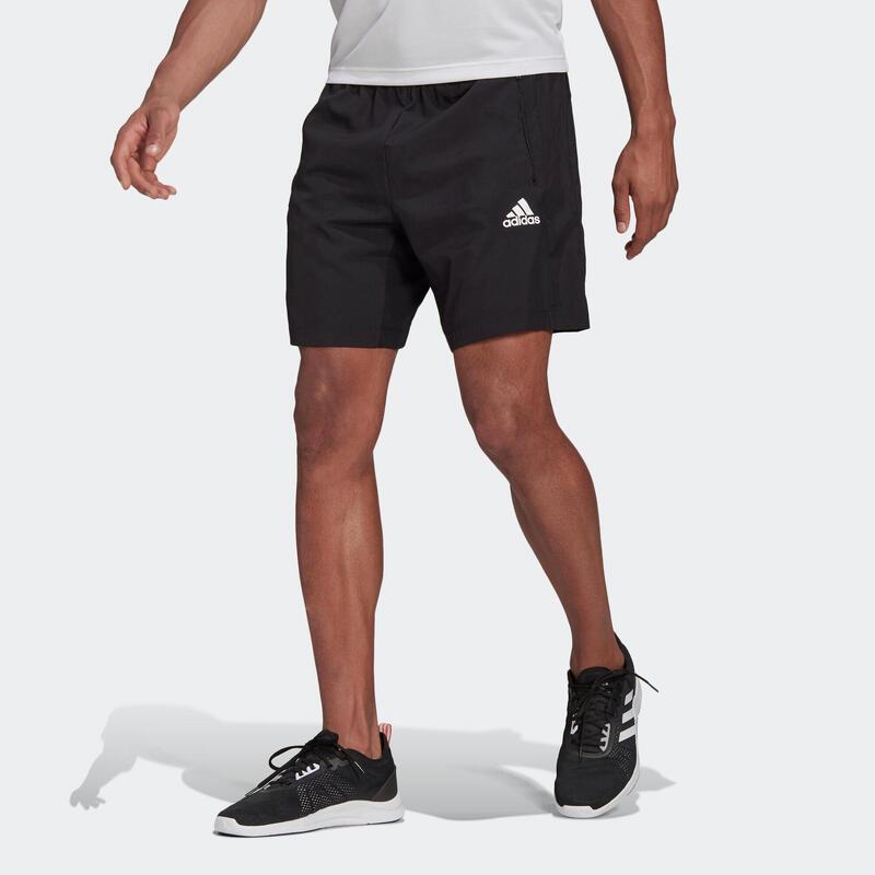 Short Adidas noir Aeroready