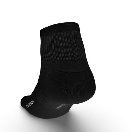 Running Socks Run 100 3-Pack - black