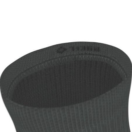 RUN500 Running Mid-Calf Socks - X2 Khaki