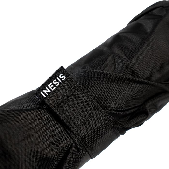 Golfschirm Regen Profilter Micro schwarz