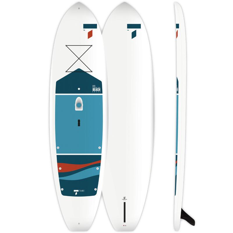 Stand up paddle de surf rigide