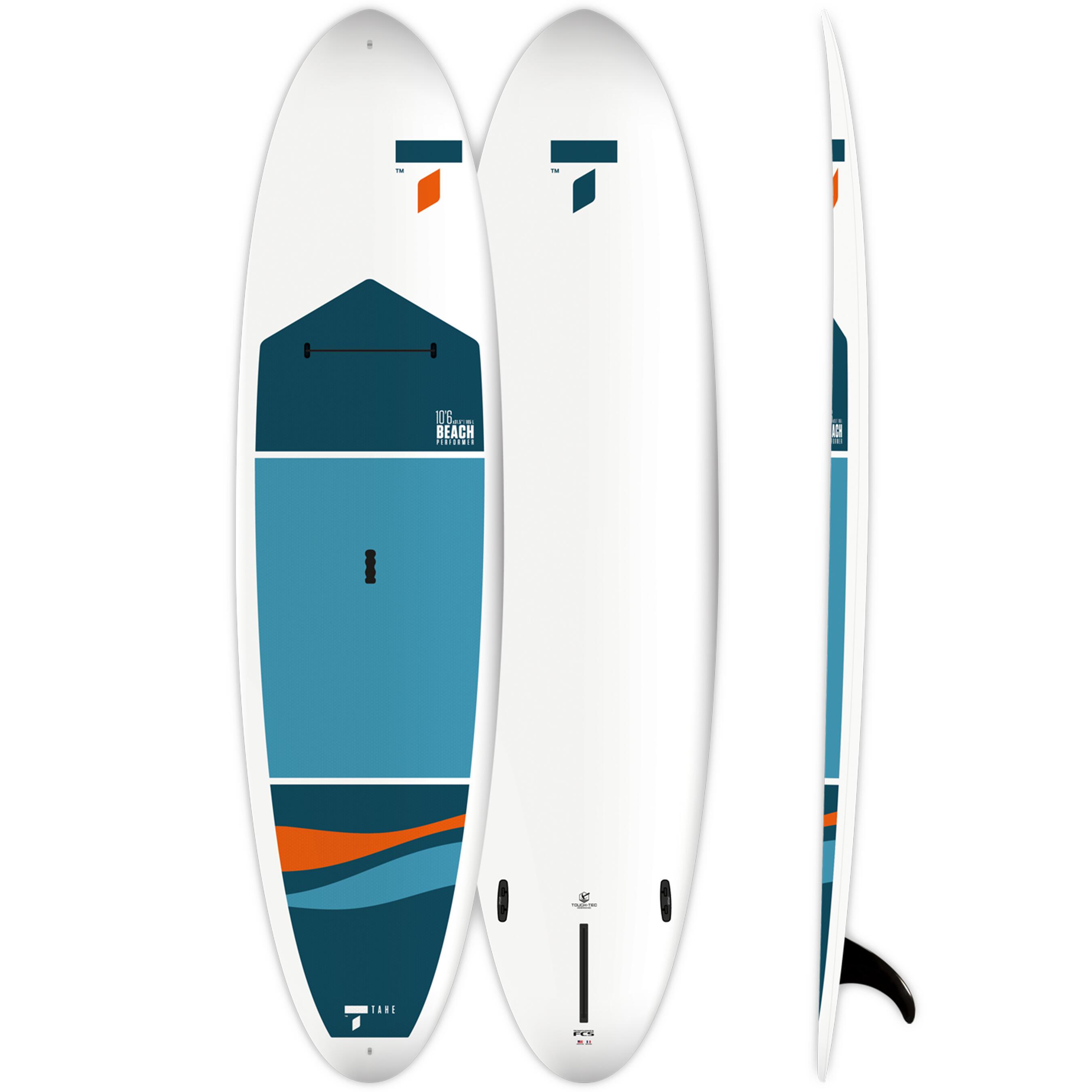 SUP TAHE 10'6 BEACH PERF TT imagine