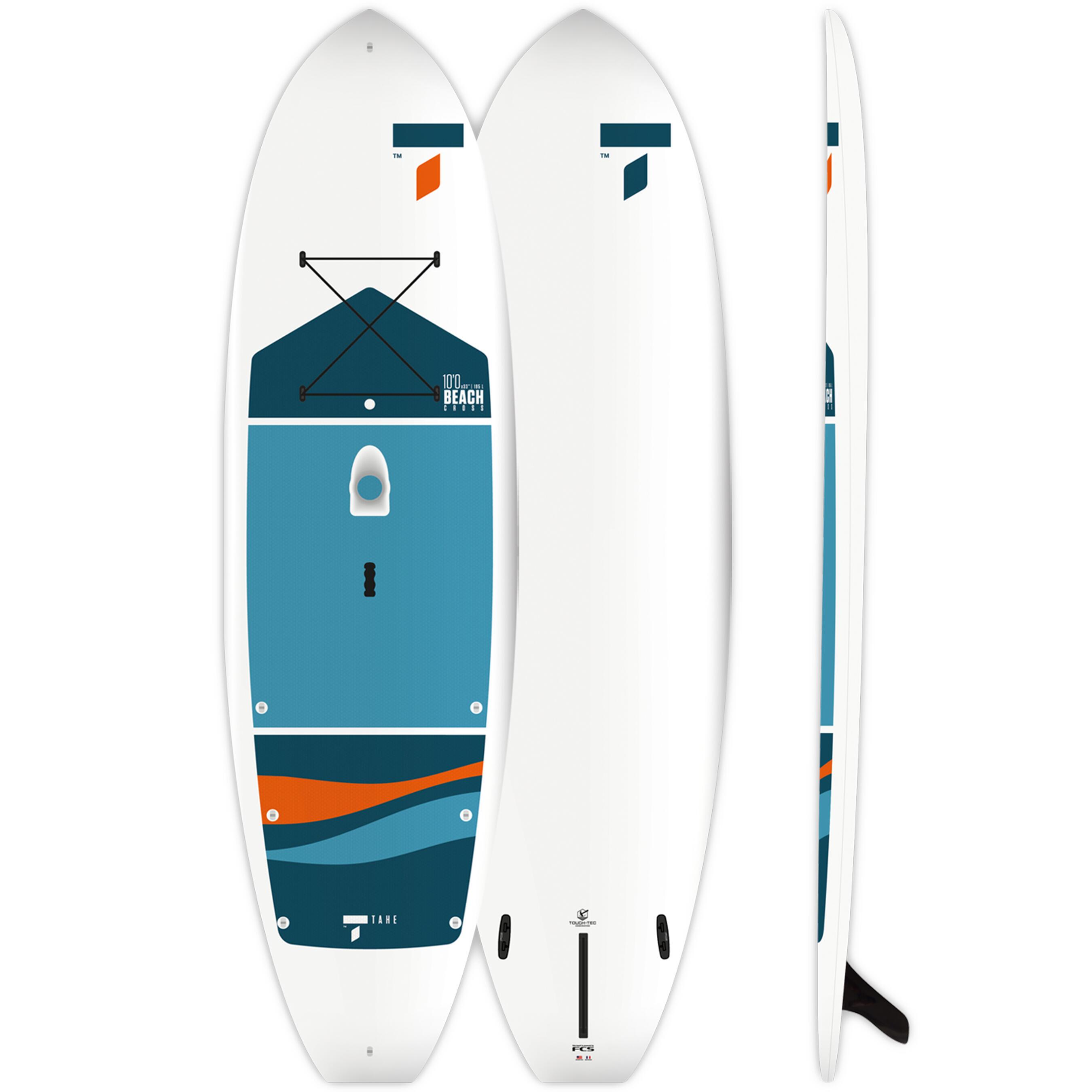 SUP TAHE 10'0 BEACH CROSS TT imagine