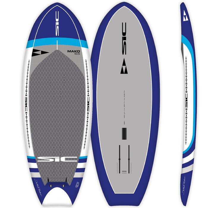 PRANCHA DE STAND UP PADDLE DE SURF WING FOIL MAKO 6,5 x 27,0